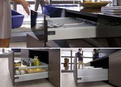 Hettich Arcitech #design #kitchen #interior