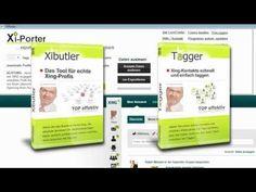 """""""Wie Sie endlich Ihre Xing-Kontakte auf Knopfdruck in Ihre eigene Datenbank bringen"""" Details: http://www.norbert-kloiber.at/produkte/xi-porter-xing-kontakte-als-csv-nach-outlook-exportieren/#"""