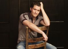 Matthew Morrison - saw him filming an episode of Glee outside a theatre in NYC