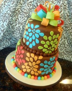 40th birthday cake ideas for women   40th Birthday Party Ideas Women On Cake For Men Picture