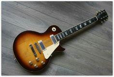 Gibson Les Paul Deluxe original 1979 Tobacco-burst