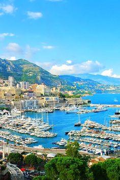 Monaco Travel Guide | Easy Planet Travel - World travel made simple