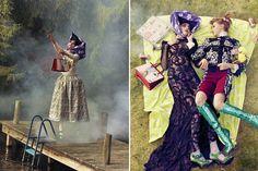 CR fashion book  E.T. Phone Home