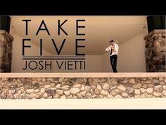 Take Five (Dave Brubeck) - Violin Cover - Josh Vietti - YouTube