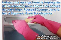 Avez-vous déjà remarqué combien vos bacs à frigo gardaient des odeurs désagréables ?  Découvrez l'astuce ici : http://www.comment-economiser.fr/odeurs-frigo-bicarbonate.html?utm_content=bufferba6cf&utm_medium=social&utm_source=pinterest.com&utm_campaign=buffer