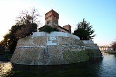 mura di treviso   Le possenti mura di Treviso bastione san paolo