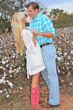 Southern Soul Mates: In the Land Of Cotton...