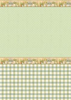Diy Dollhouse, Dollhouse Miniatures, Peter Rabbit Wallpaper, Doll House Wallpaper, Alphabet Templates, Vitrine Miniature, Bullet Journal Lettering Ideas, Printable Scrapbook Paper, Paper Houses