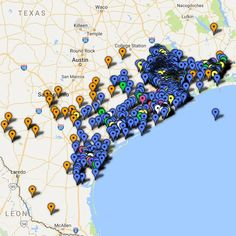 See a map of toxic sites in the vicinity of Hurricane Harvey: sc.org/harveytoxicsites Please tag your friends to get this to folks on the ground that need this information.  For decades, Houston has been home to an immense concentration of chemical and plastics plants, oil and gas refineries, Superfund sites, fossil fuel plants, and wastewater discharge treatment plants among others, threatening the surrounding communities. The overwhelming majority of these facilities were constructed in…