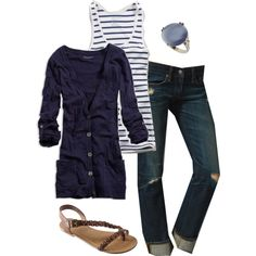 """simple"" by ohsnapitsalycia on Polyvore"