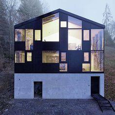 3,563 отметок «Нравится», 10 комментариев — designboom magazine (@designboom) в Instagram: «haus hohlen, an austrian home that was originally built in the 1960s was renovated by jochen specht…»