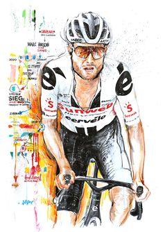 Cycling Art, Bike Art, Climbers, Tattoo Ideas, Champion, Sports, Room, Fictional Characters, Cycling