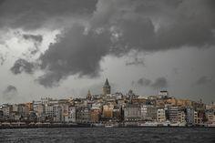 rainy in istanbul - null