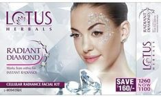 Checkout this latest Hair Cream & Masks Product Name: *Lotus diamond big facial kit * Product Name: Lotus diamond big facial kit  Brand Name: Lotus Herbals Multipack: 1 Country of Origin: india Easy Returns Available In Case Of Any Issue   Catalog Rating: ★3.9 (1106)  Catalog Name: Advanced Proctective Hair Cream & Masks CatalogID_2024999 C166-SC2011 Code: 813-10943786-738