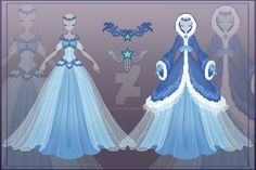 [Close] Adoptable Outfit Auction 23 by LifStrange on DeviantArt