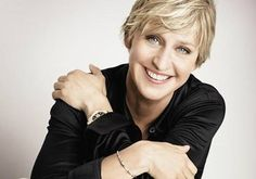 Ellen Lee DeGeneres was born in Metairie, Louisiana on January She started career in 1980 and later appeared on The Tonight Show Starring Johnny Carson in Bob Newhart invited her for an onscreen chat after her set. Ellen And Portia, Ellen Degeneres Show, Portia Degeneres, The Ellen Show, Lgbt News, Celebs, Celebrities, Famous Faces, Covergirl