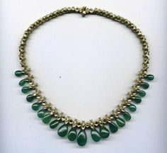 indian jade necklace