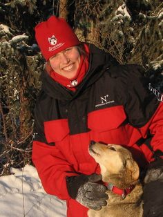 """In 2000 she was the first and only woman ever to win the Yukon Quest -- """"The World's Toughest Sled Dog Race."""" Including her first Iditarod in 2001, Aliy has completed the 1,000+ mile race twelve consecutive years. In 2005 and 2011 she received the Iditarod's """"Humanitarian Award"""" for supreme care of her dog team. Her best finish was 2nd place in 2012."""