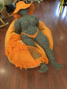 Love! Big doll I reproduced following Yulia Ustinova ::Thanks