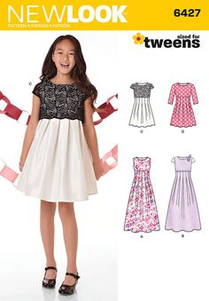 6427 - Children - All Sewing Patterns