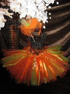 Pumpkin TuTu Costume