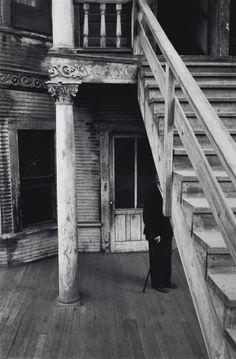 Bunker Hill, 1955 by Robert Frank