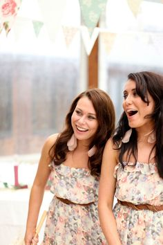 CUTE bridesmaid outfits