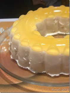 Jello Pudding Desserts, Jello Recipes, Candy Recipes, Pie Recipes, Sweet Recipes, Dessert Recipes, Greek Desserts, Greek Cooking, Light Recipes