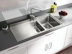 147 best I KITCHEN SINKS I images on Pinterest | Kitchen sink, Home ...