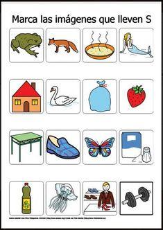 Discriminación y articulación de pares de fonemas. Descripcion: Fichas y actividades para trabajar la discriminación auditiva y la articulación de pares de fonemas.