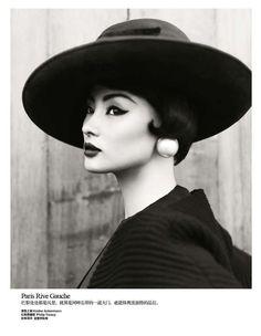 Harper's Bazaar China 'Une Journee a Paris' 5
