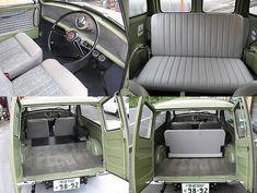 モーリスガレージ 中古車 >>1965年式 ミニバン改 5ナンバー