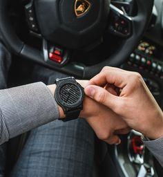 In a class of its own, the ZINVO1. #carbonfiber #zinvo #rolex #hublot #fastcars #hypcar #lambo #watchoftheday #watchporn #watches #menswatch #watchesformen #wristshot #lamborghini #aventador #gallardo #sportswatch