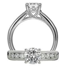 Ritani 1R1190AAR Engagement Ring  $3190