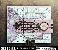 Create without limits: Little Miracles Card - Scrap FX Design Team
