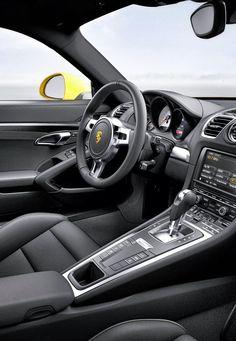 Interior Porsche Cayman