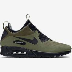 d02b27f4f824e Air Max 90 Mid wntr Nike  Sneakers  Zapatillas Zapatillas Nike Para Hombre