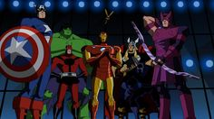 From Iron Man to Avengers: Endgame, Avengers: Earth's Mightiest Heroes animated series influenced the Marvel Cinematic Universe. The Avengers, Avengers Cartoon, Marvel Comics, Marvel News, Thor, Mark Hamill, Nick Fury, Bruce Banner, Jack Kirby