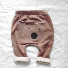 Bear pants  Cuteness overload! On pre-sale in shop! www.stylechild.no