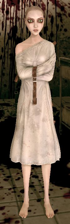 Alice madness returns - Straitjacket outfit