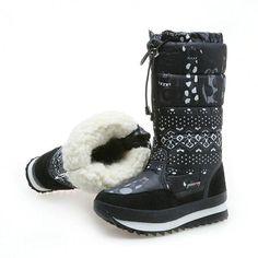 e5f557927dd84 2019 bottes d hiver hautes femmes bottes de neige chaussures