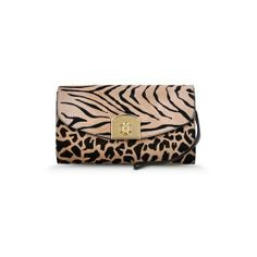 This gorgeous VIVA WRIST (965 CAD) clutch by Sergio Rossi is the perfect look with Perlae Couture's Black Ruffled Cocktail Dress.  Visit the Perlae Couture Style Board to see the look and shop www.perlaecouture.com for the dress!  #Animal Print #Clutch #Women's Fashion
