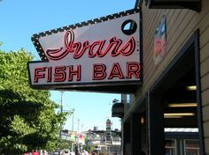 Ivar's is the best clam chowder in Seattle. The experience is rather memorable as well. Keep Clam!