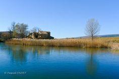AHPD25 - La petite maison au bord de l'étang à Montlaux - Alpes de Haute Provence 04