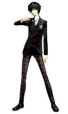 Shigenori Soejima - Persona 5 - Protagonist