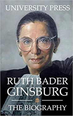 Amazon ❤ Ruth Bader Ginsburg: The Biography