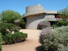 The David and Gladys Wright House, Frank Lloyd Wright