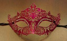 Masquerade Lazer Cut Mask PartyOasis.com