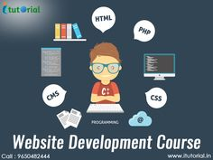 If you are passionate towards the web development field then you can join the #WebsiteDevelopmentCourses. In this course, you will learn the latest technologies of web development as per the market demand.  See more @ http://bit.ly/1VJqhkR #ITutorial #WebDevelopment