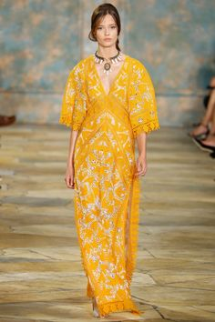 Tory Burch ready-to-wear spring/summer '16: